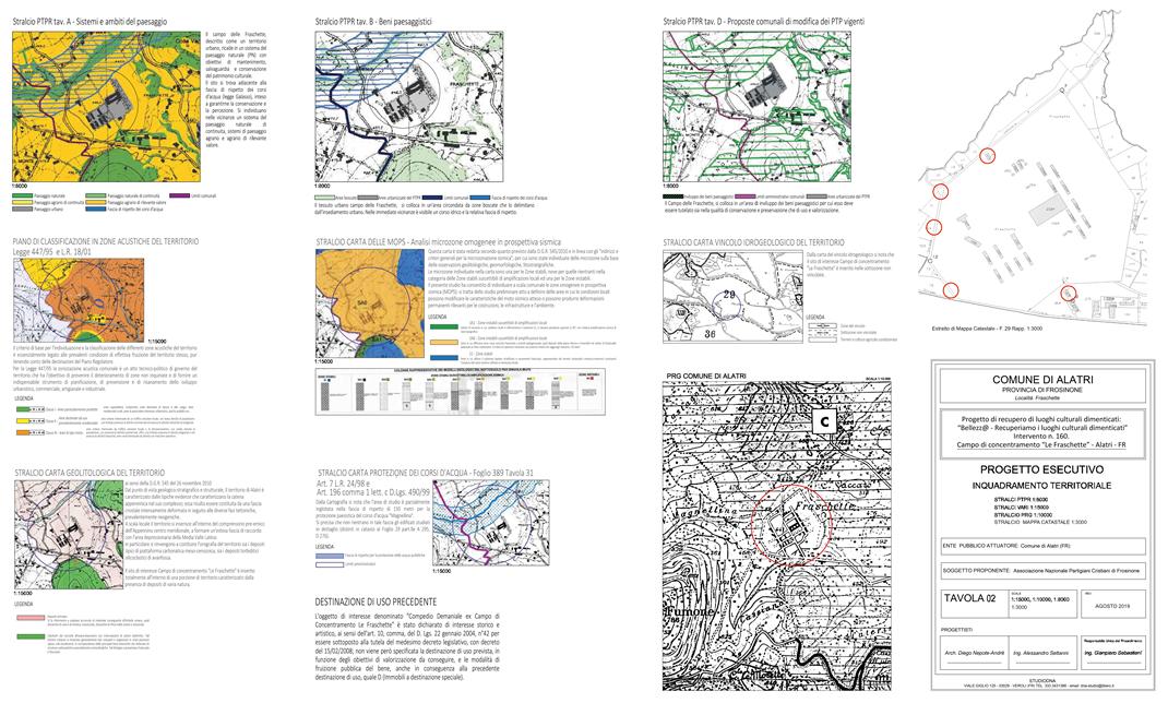02 – Inquadramento cartografico